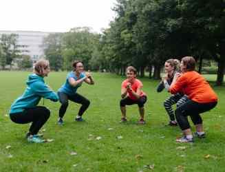 Boot Camp squats fitandhappy vs