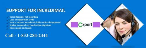 Incredimail Support 1-833-284-2444 Number USA