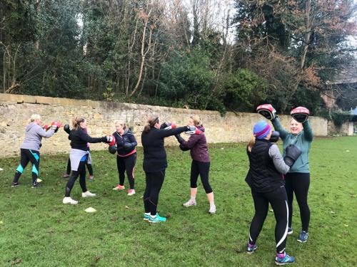 boot camp for ladies winter fitandhappy