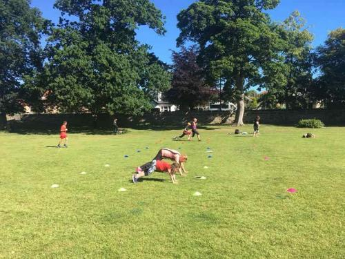 Boot camp for ladies Edinburgh fitandhappy
