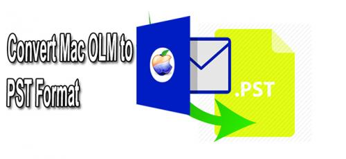 Convert Mac OLM to PST Format