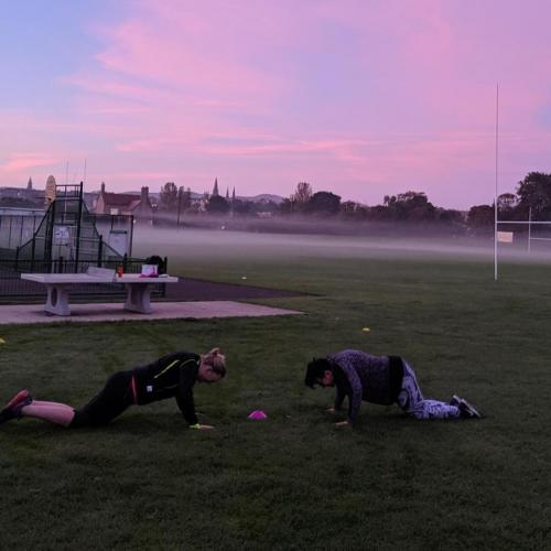 fitandhappy Inverleith boot camp