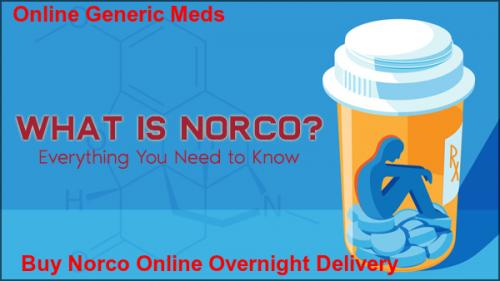 Buy Norco Online Without Prescription in USA