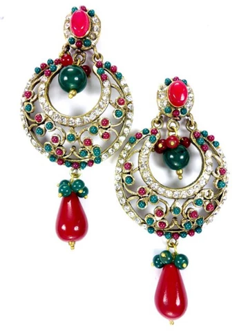 Buy Earrings for Indian Women-{$30.00}