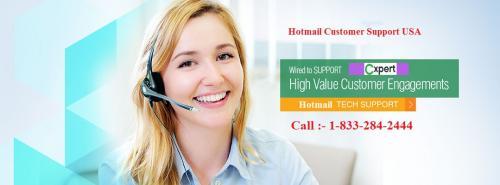 Hotmail Customer 1-833-284-2444 Support USA