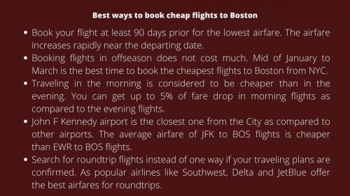 NewYork to Boston Cheap Flights (4)