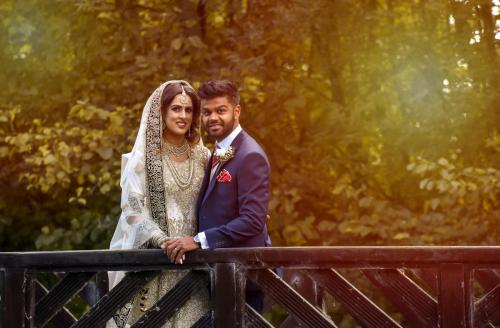 Muslim Female photographer Birmingham