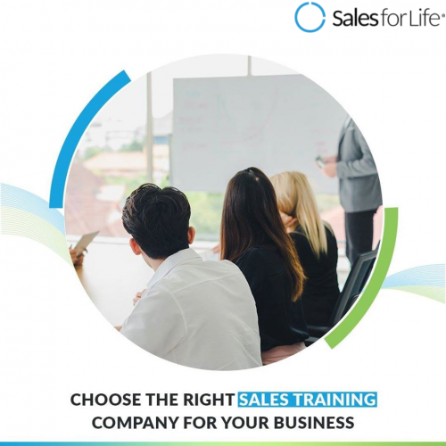 Choose The Right Sales Training Company For Your Business