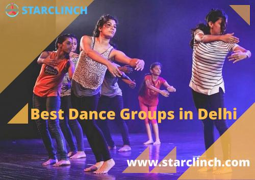 Best Dance Groups in Delhi