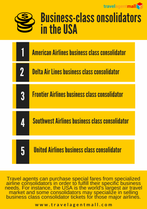 Interesting Facts About Business-Class Consolidator