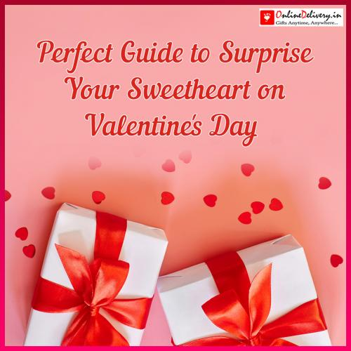 Send Valentines Day Gift To Indore Whenever You Want