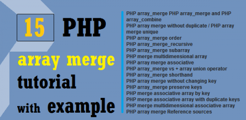 php_array