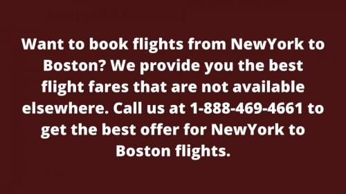 NewYork to Boston Cheap Flights (1)