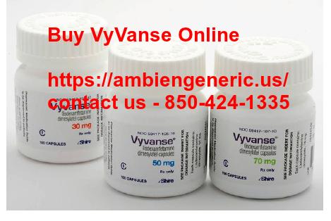 Buy Vyvanse Online