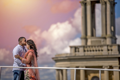 Luxury wedding photographer Birmingham