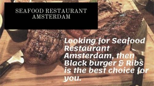 Seafood Restaurant Amsterdam