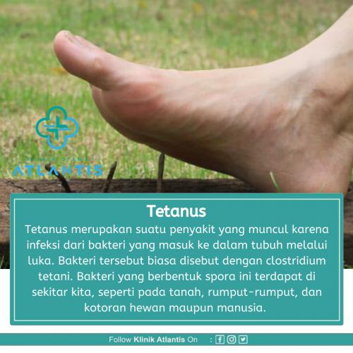 Tetanus