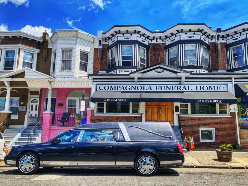 Compagnola Funeral Home Cover