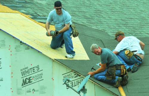 Contact a Trusted and Responsible Construction Roofing Company