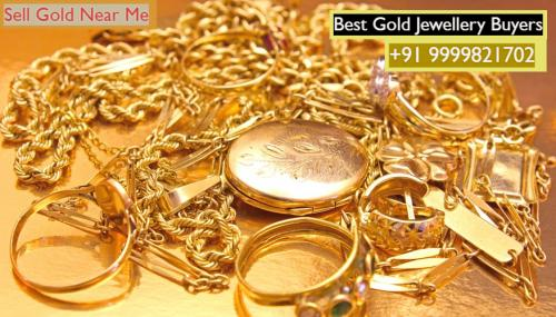 Money for Gold Jewelry