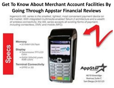 to Know Merchant Account
