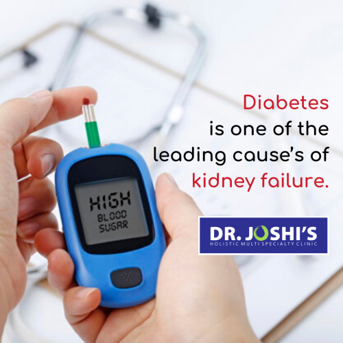 Kidney Problem due to Diabetes