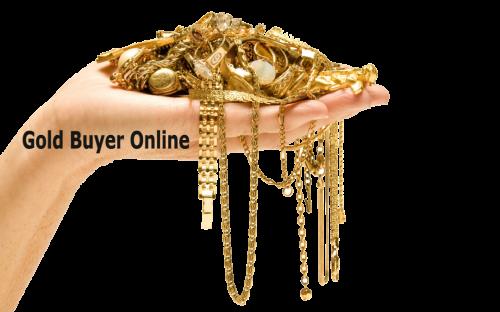 Gold buyer Online