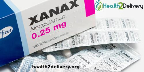 Buy Xanax online Without Prescription in United States - Health2Delivery.org