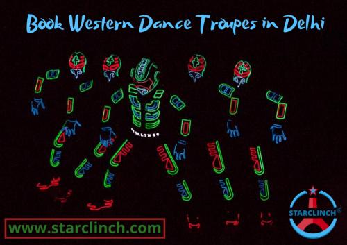Western Dance Troupes in Delhi