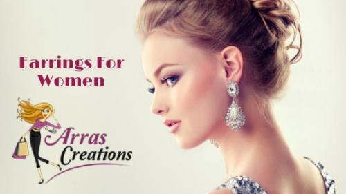 Buy Unique Earrings For Women Online.