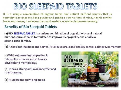 BIO SLEEPAID TABLET