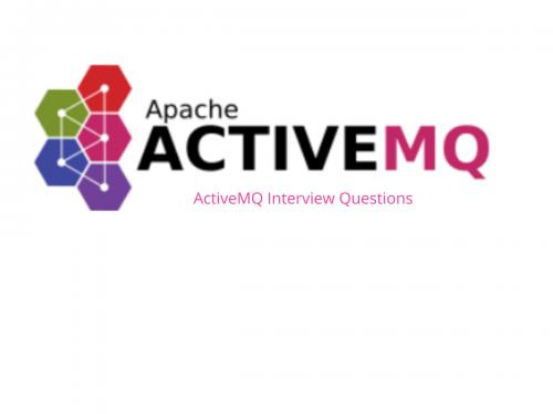 Active-MQ-question-answer