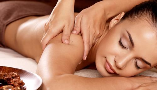 Body scrub massage Manchester