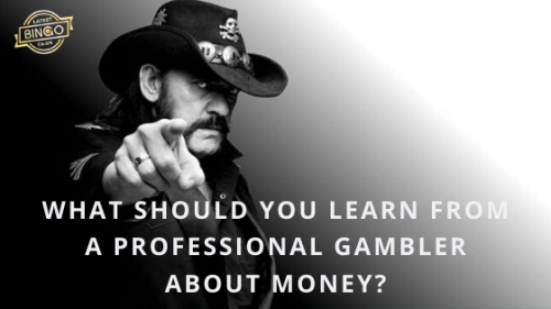What Should You Learn From A Professional Gambler About Money_