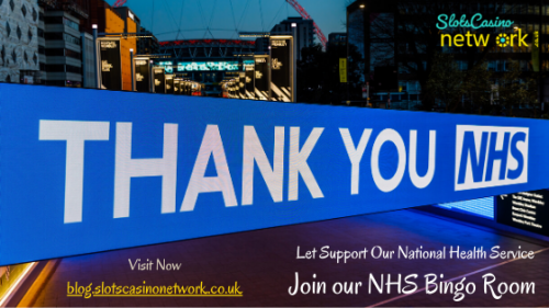 Let Support Our National Health Service - Join our NHS Bingo Room  (1)