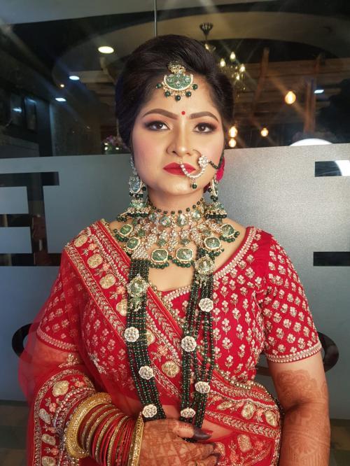 Wedding Makeup Artist In Lucknow