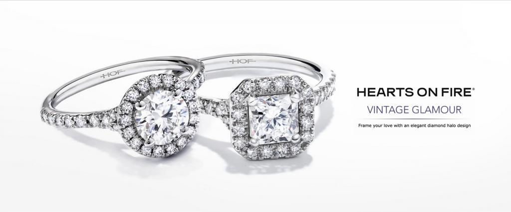 Diamond and Gold Wedding Rings NJ