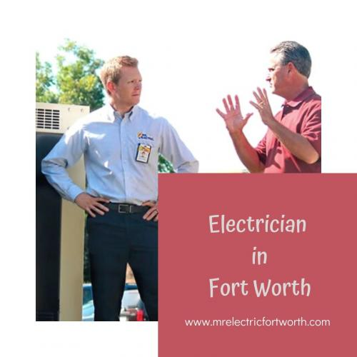Electrician Fort Worth!