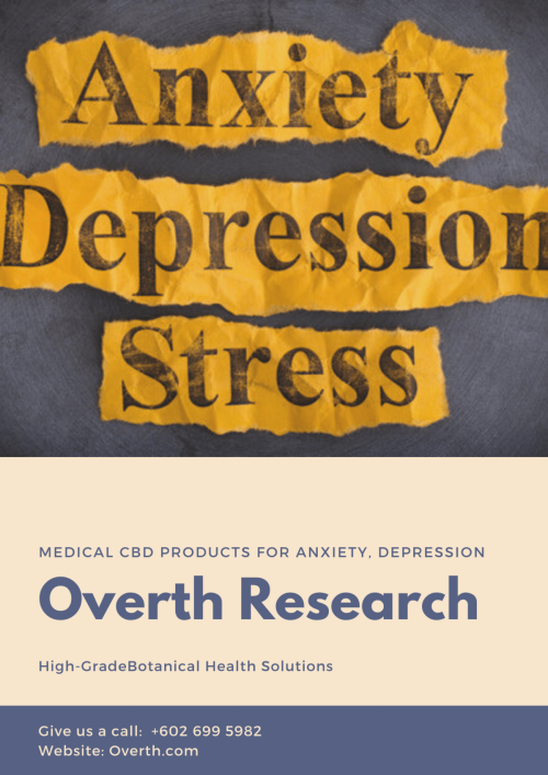 CBD Products For Anxiety