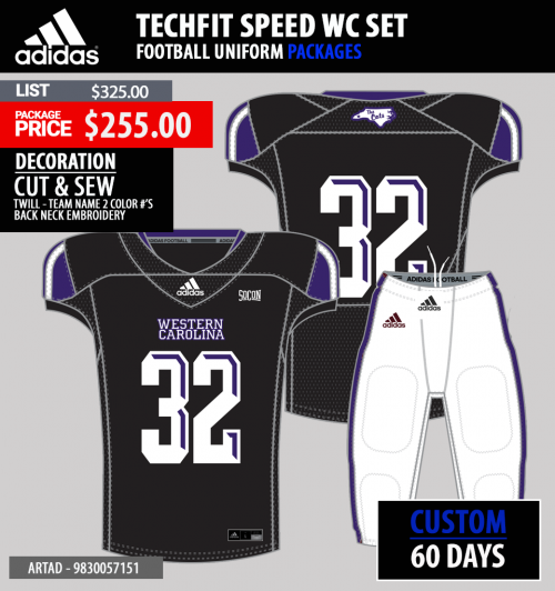 Compression Football Uniforms