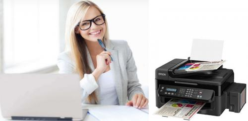 Epson Printer Error