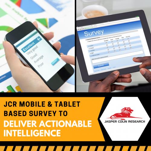 Mobile based survey