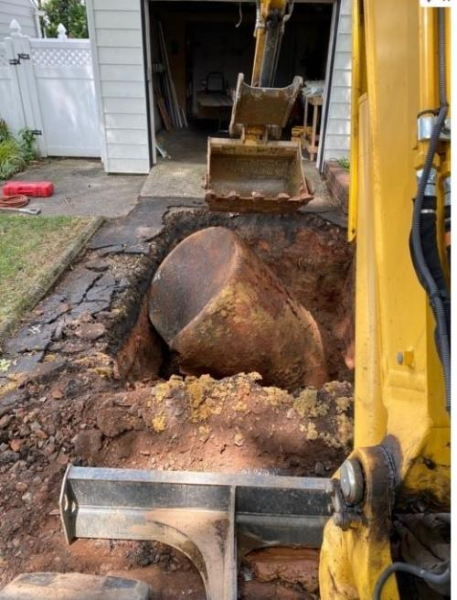 Underground Oil Tank Removal Services in Rahway, New Jersey