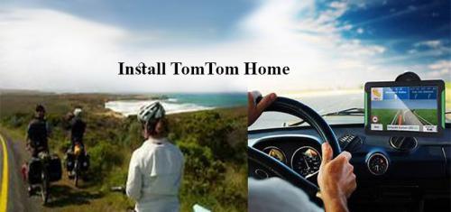 TomTom Map update