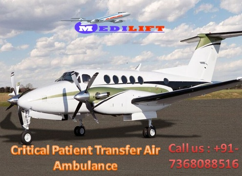 Take Reliable Air Ambulance Service in Bangalore