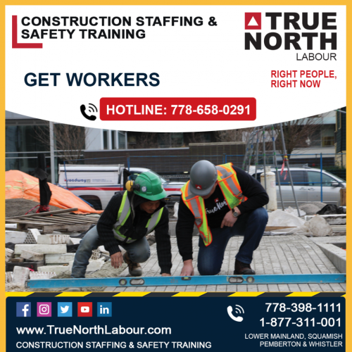Get Construction skilled workers for your Work Project