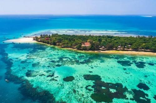 Zanzibar island destination