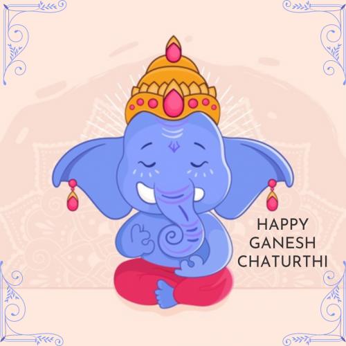 Happy Ganesh Chaturthi From VOCSO