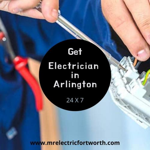 Experienced Electrician In Arlington