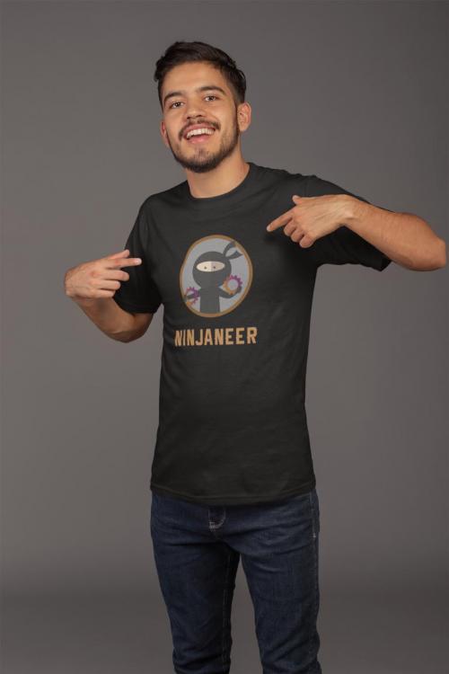Ninjaneer t-shirt
